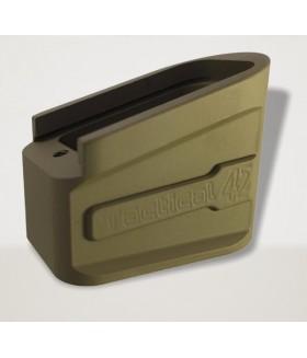 Canik TP9 SF +5 Şarjör Kapasite Arttırıcı Şarjör Kapağı - Çöl