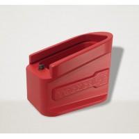 Canik TP9 SF +5 Şarjör Kapasite Arttırıcı Şarjör Kapağı - Kırmızı
