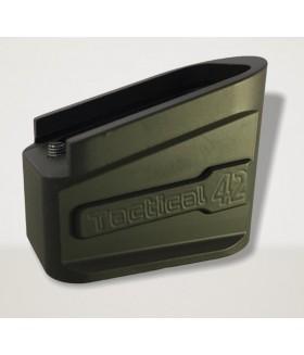 Canik TP9 SF +5 Şarjör Kapasite Arttırıcı Şarjör Kapağı - Siyah
