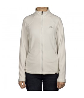 The North Face W 100 Glacier Full Zip Bayan