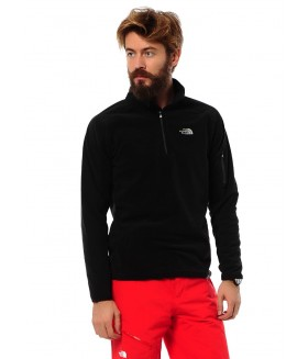 The North Face 100 Glacier Delta 1/4 Zip