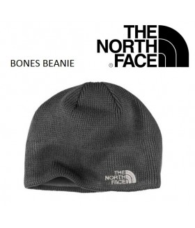 The North Face Bones Beanie Gri Bere
