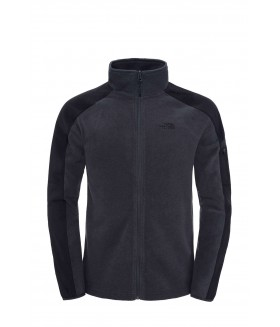 The North Face Glacier Delta Full Zip Erkek Polar Ceket
