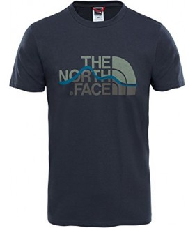 The North Face Mountain Line Tee Erkek T-shirt