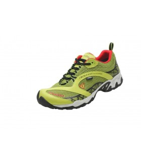 Treksta Sync Mountain Low Lime/Red Goretex Erkek Ayakkabı