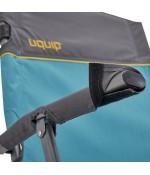 UQUIP Sidney Yüksek Konforlu & Takviyeli Katlanır Kamp Sandalyesi