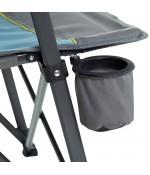 UQUIP Becky 3 Pozisyonlu & Yüksek Konforlu ve Katlanır Kamp ve Doğa Sandalyesi