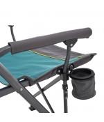 UQUIP Roxy Yüksek Konforlu & Takviyeli Katlanır Kamp Sandalyesi