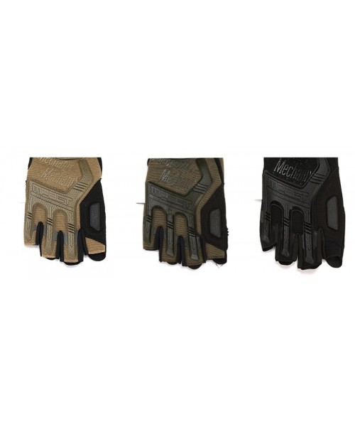 Mechanixwear Kısa Tactical Desteksiz Eldiven