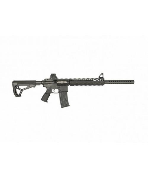 Husan M71 - 36 cal Şarjörlü Av Tüfeği - Siyah