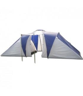 Savage 8 Kişilik İki Oda Balkonlu Kamp Çadırı
