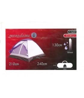 Monodom 4 Kişilik Kamp Çadırı Kırmızı