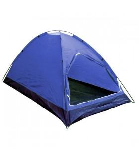 SAVEX - 2 kişilik Dome Çadır - Mavi