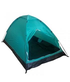 SAVEX - 2 kişilik Dome Çadır - Su Yeşili