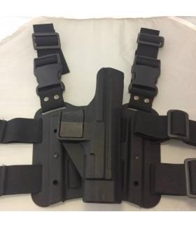 UNICORN - Sarsılmaz Mega Kilitli Bacak Silah Kılıfı
