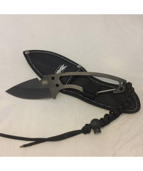 DPX Gear - Heat Hiker Av Bıçağı - Siyah