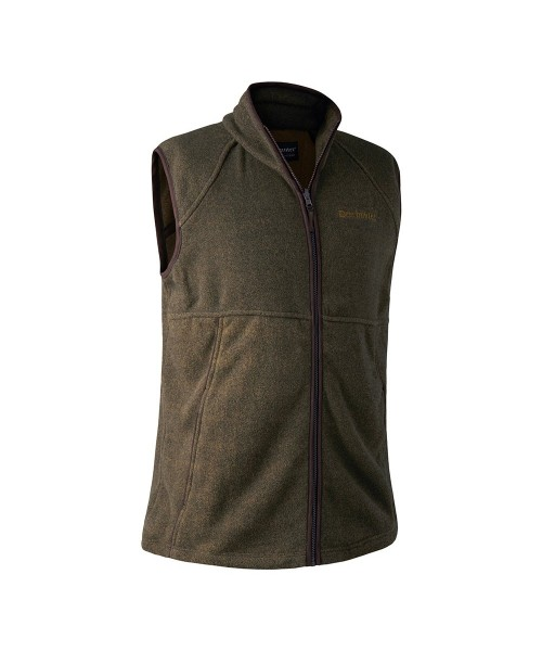 Deer Hunter - Wingshooter Fleece Waistcoat - Polar Yelek