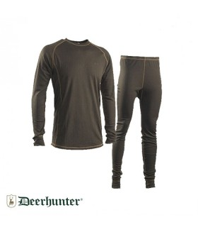 Deer Hunter -  UnderWear 379 DH Tarmac Yeşil İçlik Set