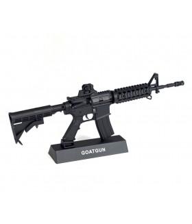 1:3 ölçekli Minyatür M4A1 RIS Dekoratif Tüfek