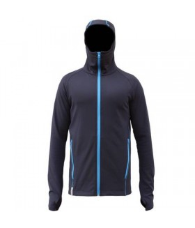ELBROSS - Trail Hoody Sweat - Gri