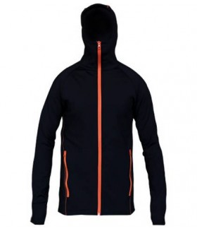 ELBROSS - Trail Hoody Sweat - Siyah