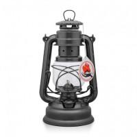 Feuerhand  Hurricane Lantern - Gemici Feneri - Sparkling Iron