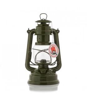 Feuerhand  Hurricane Lantern - Gemici Feneri -  Oliv