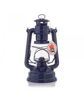 Feuerhand  Hurricane Lantern - Gemici Feneri - Cobalt Blue