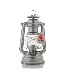 Feuerhand  Hurricane Lantern - Gemici Feneri - Zinc