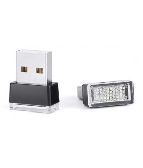 USB Mini Lamba EDC Acil Durum LED