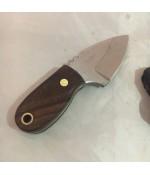 Kolye Boyun Bıçağı - Deri Kılıflı