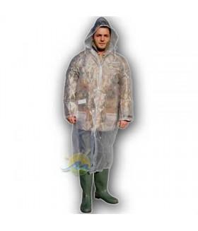 Cep Yağmurluk (Transparan)
