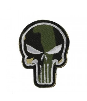 Taktikal Kuru Kafa Punisher Patch