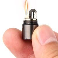 Sıvı Yakılı Kapsül Mini Çakmak