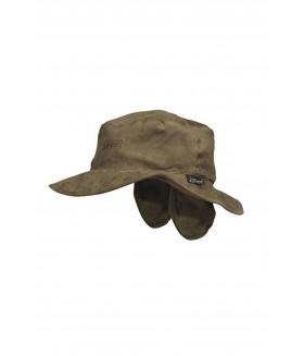 HART - BLZ5 Su Geçirmez Çift Taraflı Kulaklıklı Avcı Şapkası