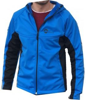 High Mountain  - Fuji Kapşonlu Ceket - Mavi / Siyah