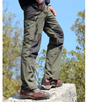 High Mountain - Nepal Kargo Pantolon - Yeşil Antrasit