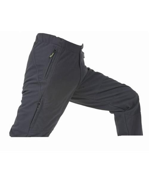 High Mountain  - K2 Polar Destekli Rüzgar Geçirmez Pantolon - Gri