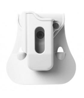IMI Defense - ZSP07 Tam Ortopedik Plastik Şarjörlük  - TEKLİ - Beyaz
