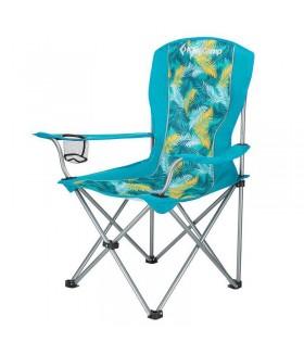 KingCamp Katlanabilir Palm Sandalye - Mavi