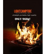 Light Camp Fire Kamp Ateşi Yakma Platformu