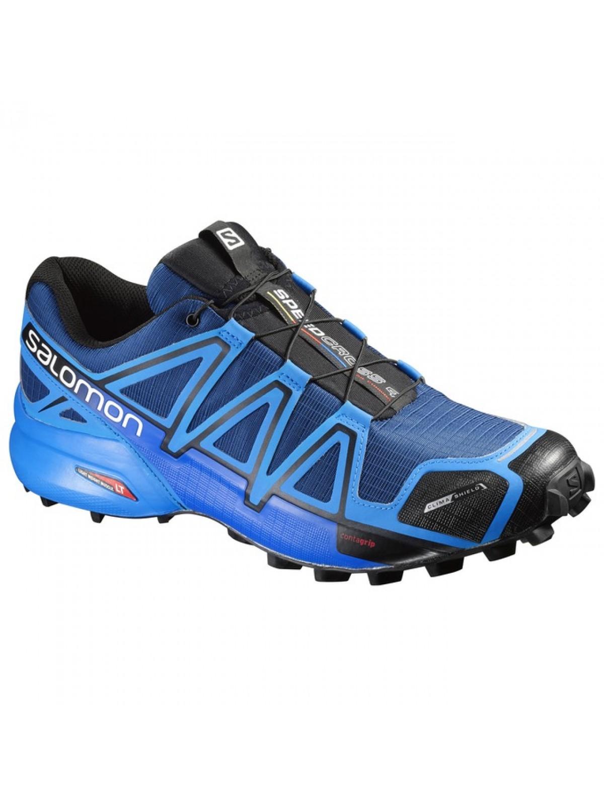 5fe90383dc7cd SALOMON - Speedcross 4 CS Erkek Trekking Ayakkabı