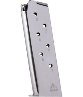 MEC-GAR Colt 45 Inox Tabanca Şarjörü