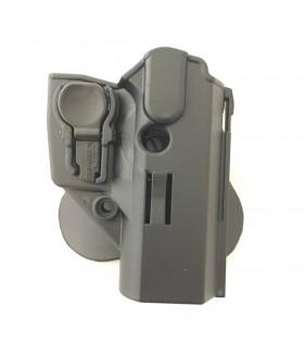 ACAR-AL CZ-75 / Browning HP Kilitli Silah Kılıfı