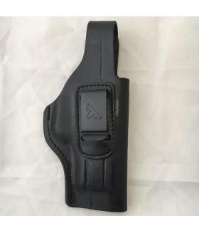 Canik TP9 SF Deri İç - Dış Maşalı Silah Kılıfı