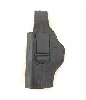 Sarsılmaz SAR9 Deri İç - Dış Maşalı Sol Silah Kılıfı