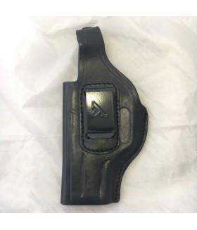 Canik TP9 Deri İç - Dış Maşalı Sol Silah Kılıfı