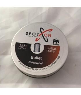SpotOn Bullet 4.5 mm (13.88 Grain) Pellet Havalı Saçma
