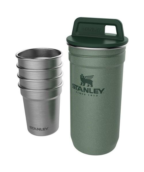 Stanley Adventure Çelik Shot Bardak Seti Yeşil