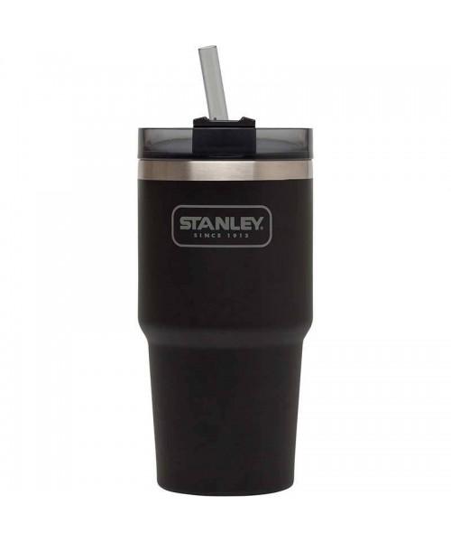 Stanley Adventure Vakumlu Seyahat Bardağı 0,6 Lt - Siyah